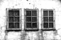 Three Windows -  12x18 inkjet print on luster, limited edition of 10 - $425